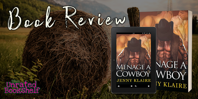Book Review: Menage a Cowboy by Jenny Klaire