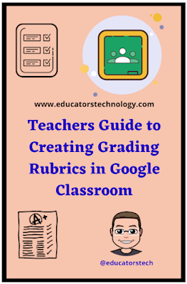 Here Is How to Create Grading Rubrics in Google Classroom