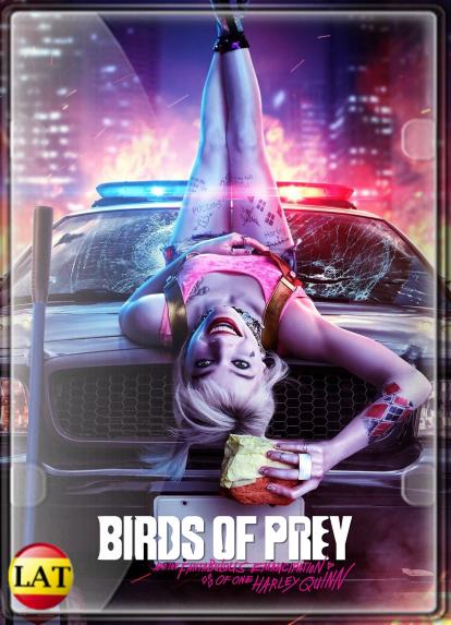 Aves de Presa y la Fantabulosa Emancipación de Una Harley Quinn (2020) DVDRIP LATINO