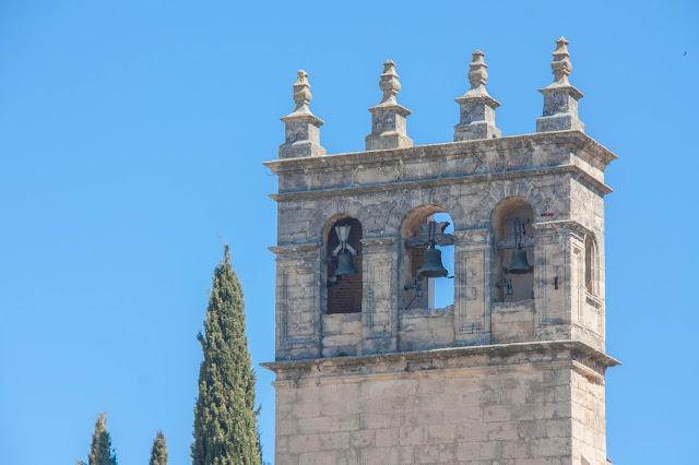 Igreja de Padre Jesús, em Ronda, na Andaluzia, região sul da Espanha.