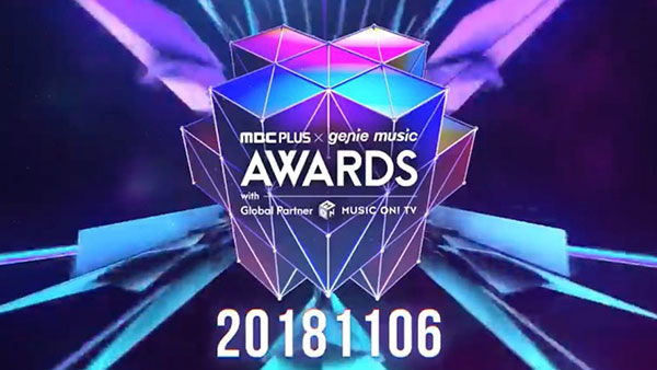 Download Reality Show Korea MBC Plus X Genie Music Awards 2018 Subtitle Indonesia