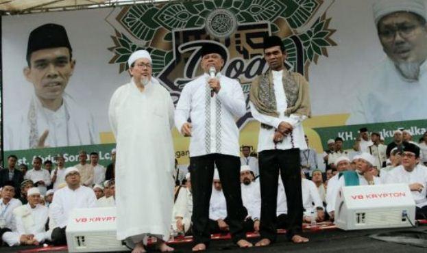 Gatot Nurmantyo: Pilih Pemimpin Sumut Bukan dari Warga Sumut adalah Penghinaan