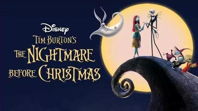 The Nightmare Before Christmas full movie