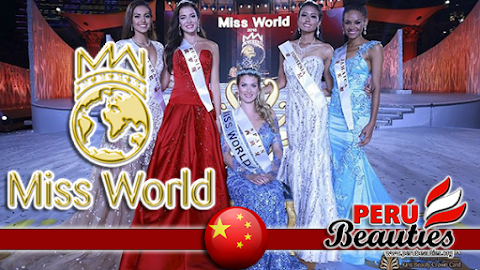 Miss World 2015 es España