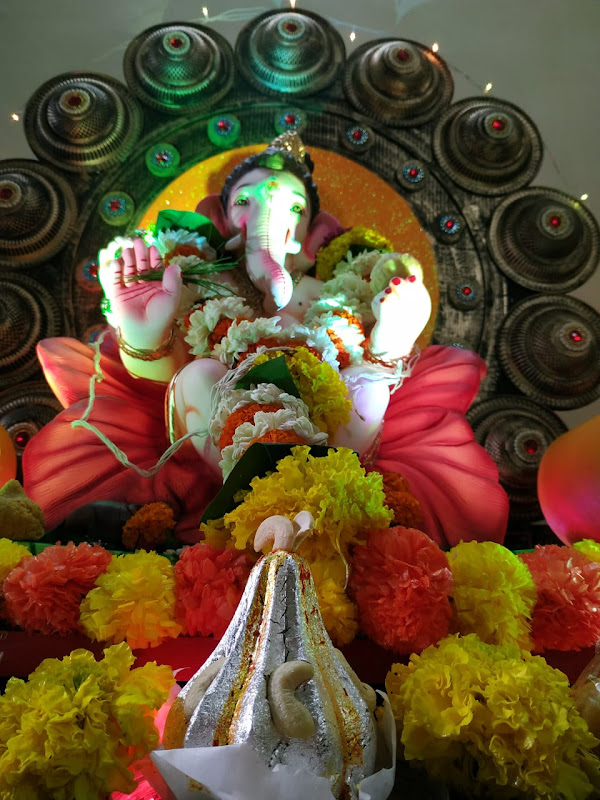 Ganesh Chaturthi Eco friendly celebrations Mumbai