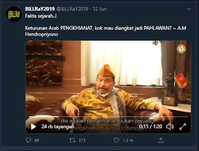 Sebut Sultan Hamid II Pengkhianat, Hendropriyono: Marah Dong Sama yang Unggah Video Saya