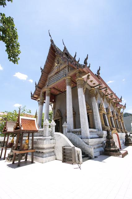 Tempio Wat Phra Kaew-Bangkok