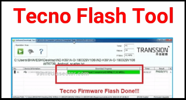 Tecno Flash Tool Download Free
