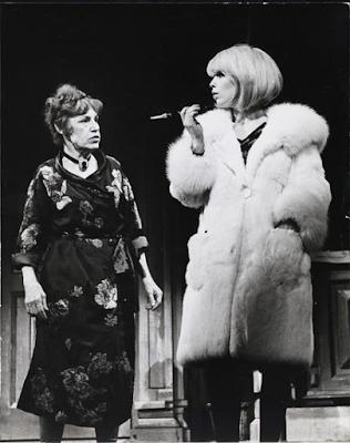Kander & Ebb: Cabaret - Lotte Lenya, Jill Hayworth in the original Broadway production in 1966