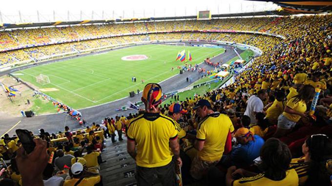De vuelta a las tribunas: Partido entre la Selección Colombia y Argentina, por las Eliminatorias Mundialistas, se jugaría con público