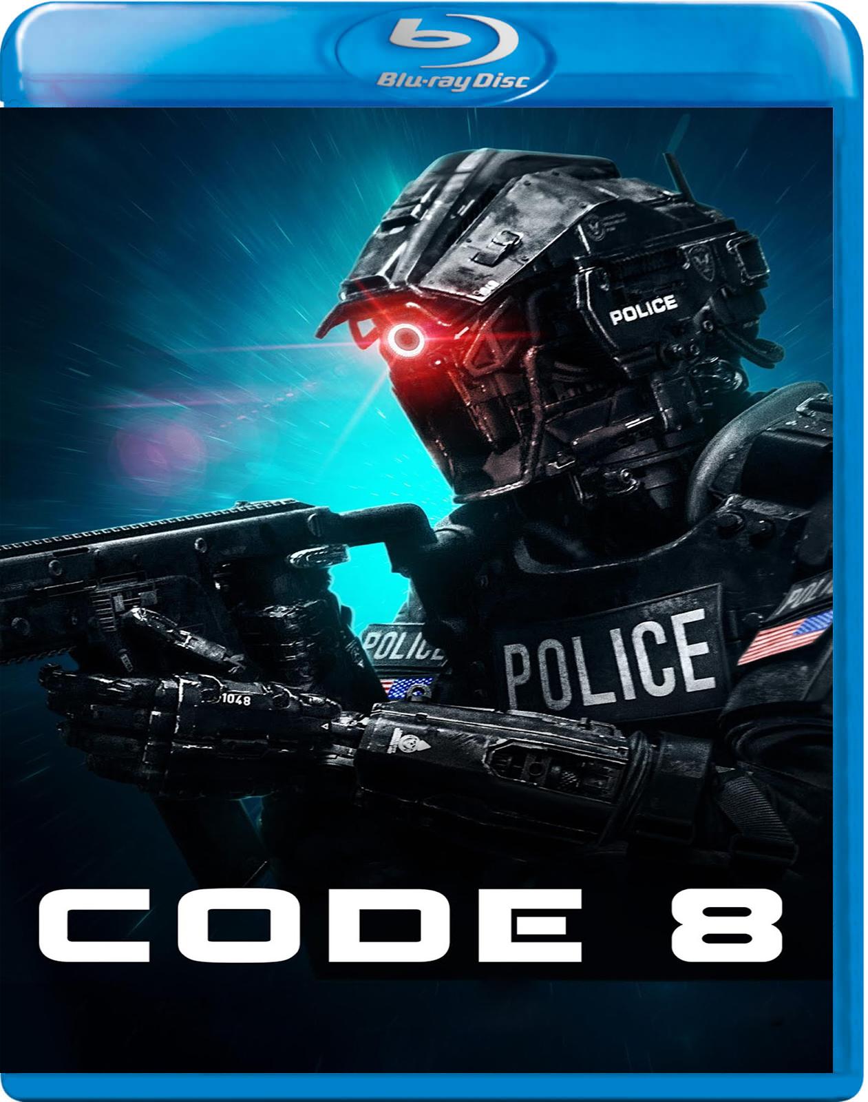 Code 8 [2019] [BD25] [Latino]