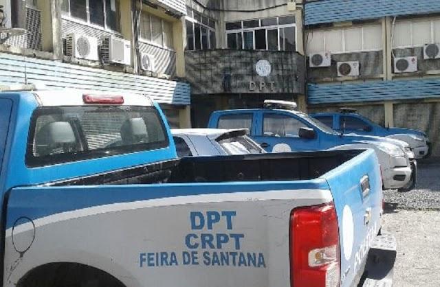 Feira de Santana registra sete homicídios por disparos de arma de fogo no final de semana