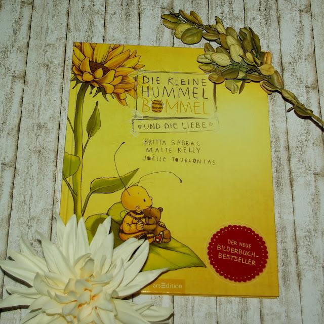 [Books] Britta Sabbag, Maite Kelly & Joëlle Tourlonias - Die Kleine Hummel Bommel und die Liebe