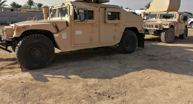 """قصف مقرات لـ""""حزب الله"""" العراقي في قضاء حدودي بين العراق وسوريا"""