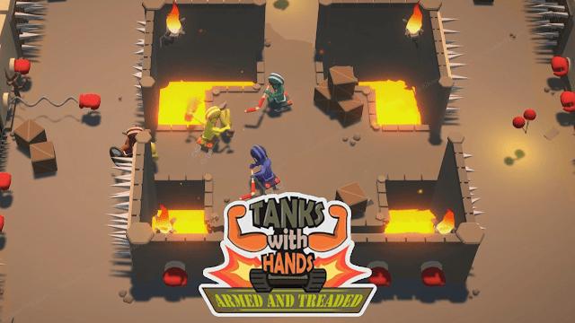 Tải Game Tanks With Hands Armed and Treaded (Tanks With Hands Armed and Treaded Free Download)