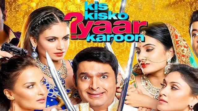Kis Kisko Pyaar Karoon (2015) Hindi Movie 720p BluRay Download
