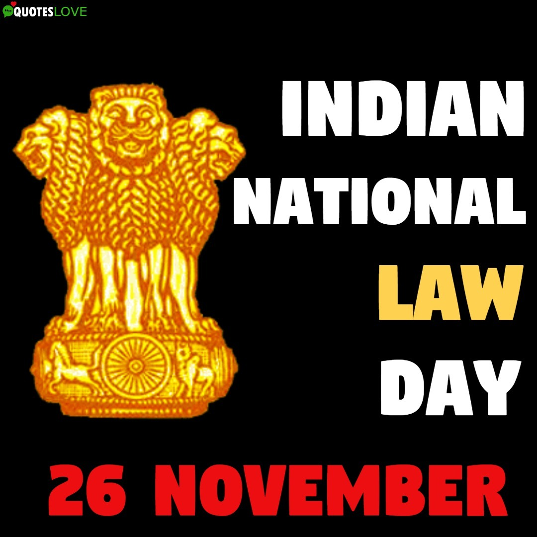 National Law Day 2019 Images