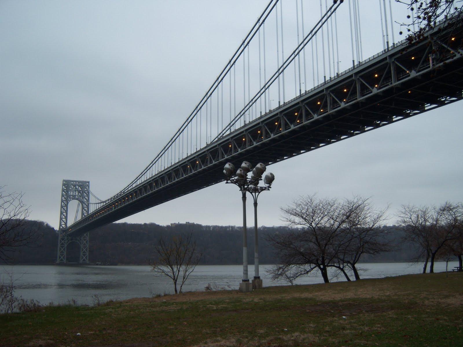 The Bridge to Everywhere: The George Washington Bridge
