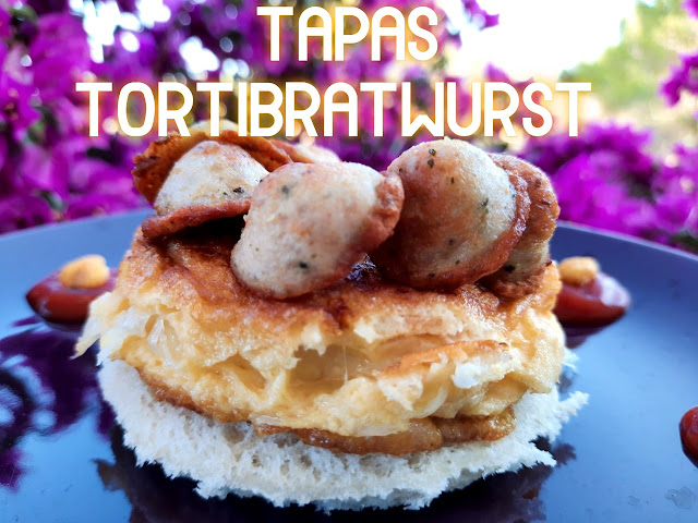 Tapas TortiBratwurst | Tapas Originales