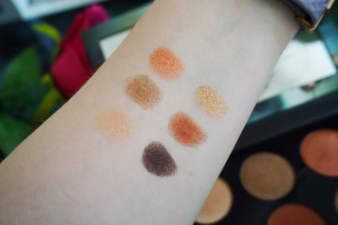Pat McGrath MTHRSHP Sublime Bronze Ambition Eyeshadow Palette