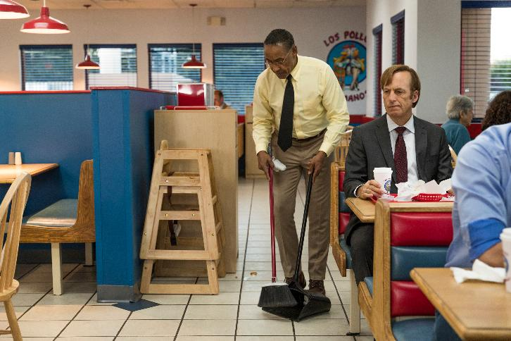 "Better Call Saul - Witness - ""Yea... a little crooked"""