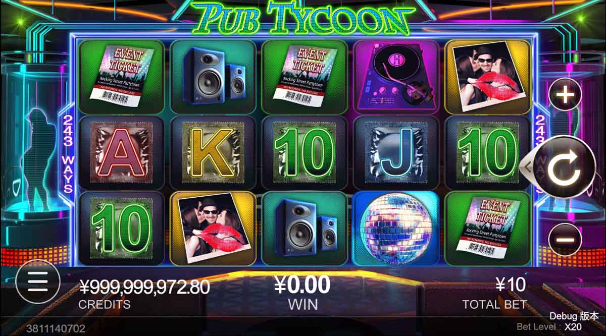 Pub Tycoon - Demo Slot Online CQ9 Gaming Indonesia
