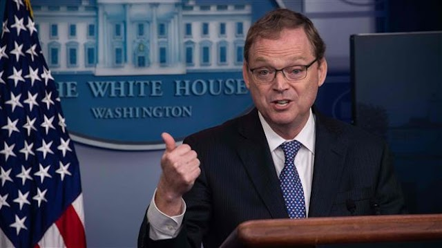 Economic outlook 'really grave' as the United States looks to open up: Kevin Hassett, the White House economic advisor
