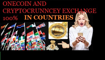 100 % Onecoin  Exchange IN All Countries