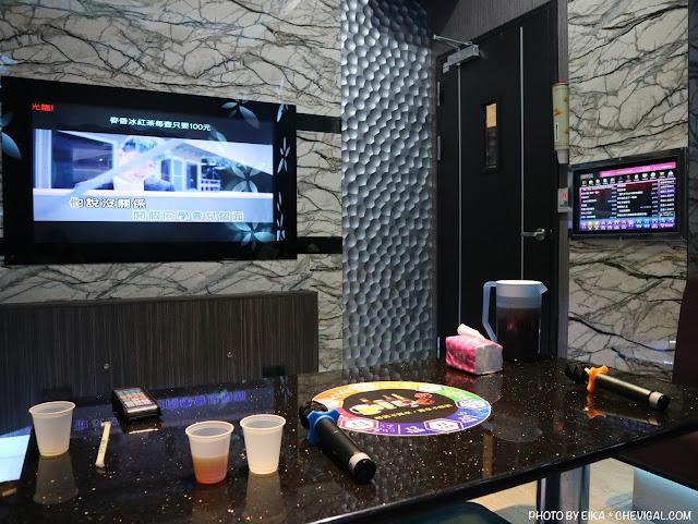 IMG 0448 - 東區之星│台中KTV全新開幕!超美大理石包廂嗨歌每人最低只要100元!