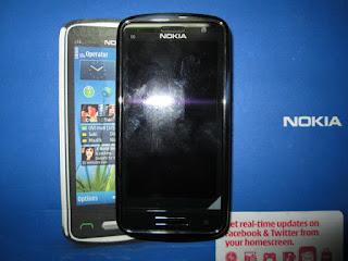 Hape Jadul Nokia C6-01 Brandnew Sisa Stok Nokia Indonesia