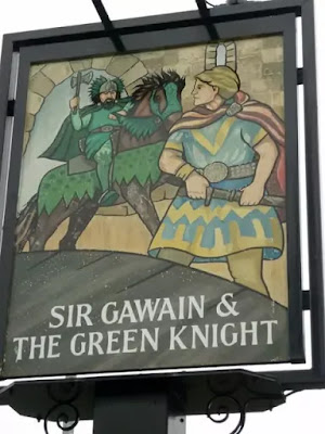 Sir Gawain and the Green Knight (Mediaeval Alliterative verse)