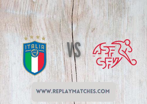 Italy vs Switzerland -Highlights 16 June 2021