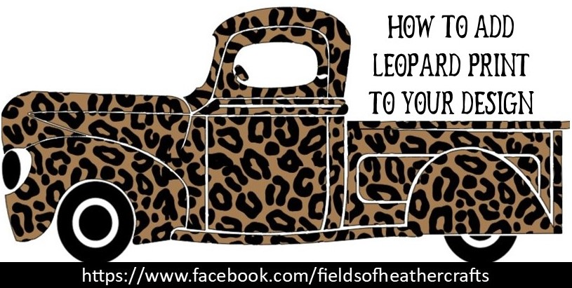 Where To Find Free Leopard Print Svgs