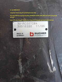 van thuy luc dung cho cau xcmg 100 tấn qy100k
