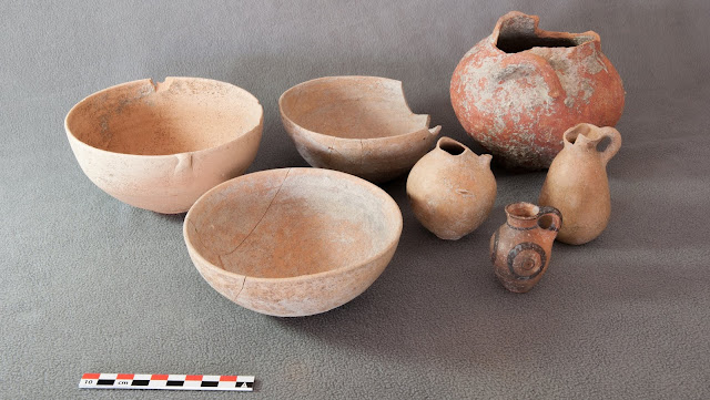 Bronze Age city complex discovered in Turkey