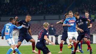 Bologna vs Napoli Preview, Betting Tips and Odds