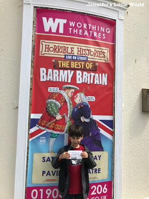 Horrible Histories Best of Barmy Britain