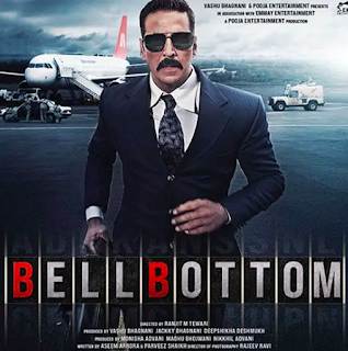 Bell Bottom poster out: Akshay Kumar's period espionage thriller becomes the first Hindi film to start and complete shoot during the pandemic