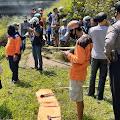 Sesosok Mayat Perempuan Ditemukan Di Aliran Sungai Tuntang, Kondisi Mayat Sudah Rusak