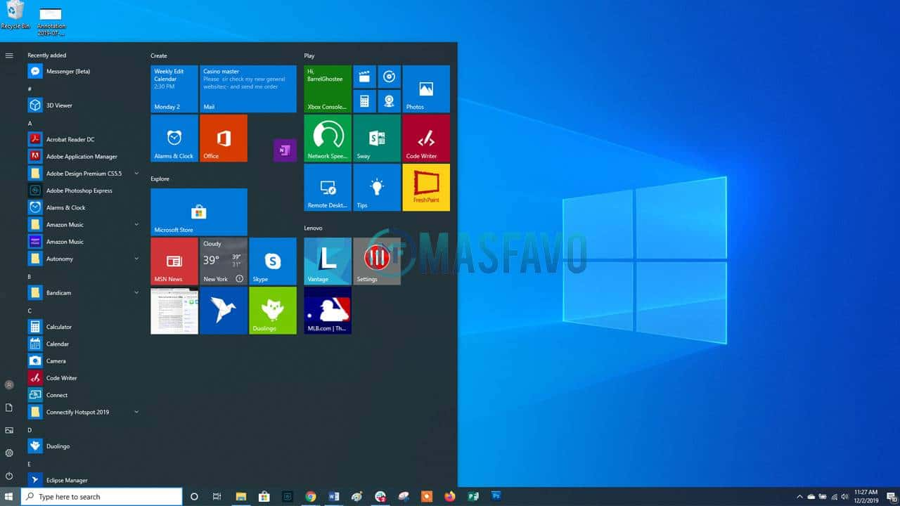 Cara Menghapus Aplikasi di Laptop / PC pada Windows 10