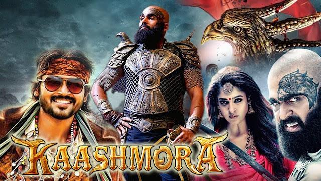 Kaashmora (2016) Hindi Dubbed Movie Ft. Karthi, Nayanthara & Vivek HDRip