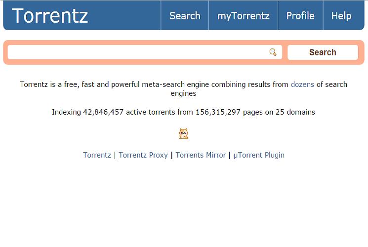 7 Similar Alternative Torrent Websites like Torrentz2.eu / torrentz2