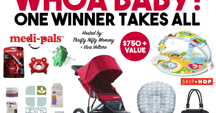 MommyKnowz: Whoa Baby Giveaway!! Tons of Prizes US Only