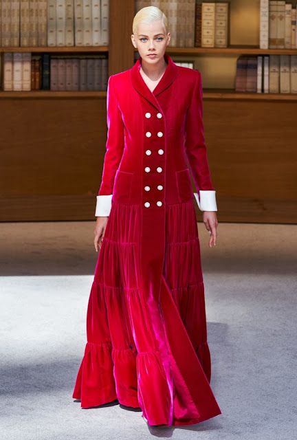 Chanel Fall 2019 Couture Suits