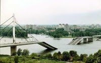 NATO's 1999 bombardments of Yugoslavia