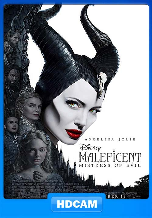 Maleficent Mistress of Evil 2019 English 720p HDCAM x264 | 480p 300MB | 100MB HEVC