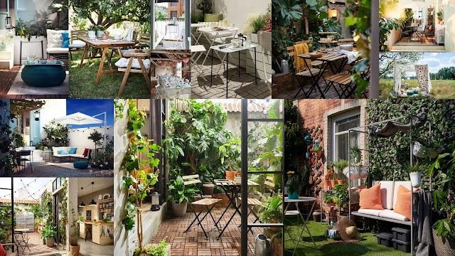 IKEA Κήπος - Μπαλκόνι Καλοκαίρι 2021