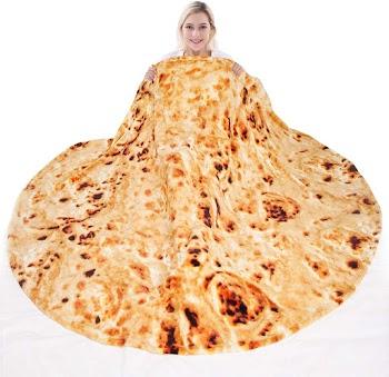 40% off Burrito Blanket, Free tote bag