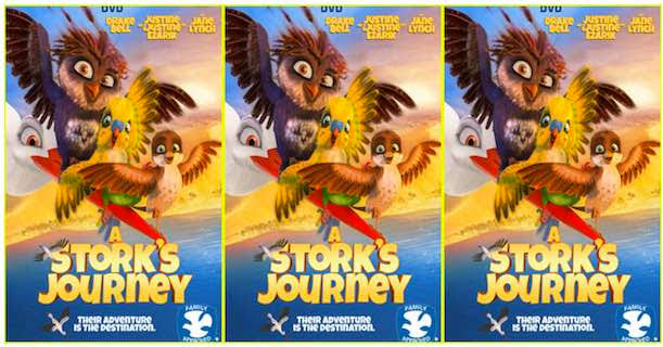 A Storks Journey 2017 | Dual Audio Movie HD
