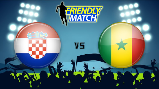 Croatia vs Senegal Full Match Replay 08 June 2018